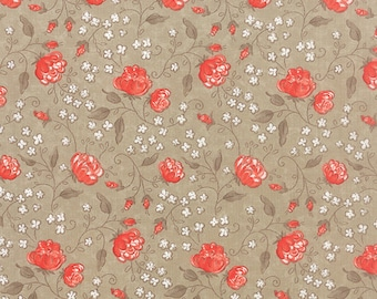 Sweetness by Sandy Gervais for Moda Fabrics, Bunny Brown, 1785113
