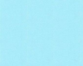 Bella Solids by Moda Fabrics, Robins Egg Blue, yardage