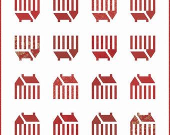 Zip Code Quilt Pattern by Minick & Simpson