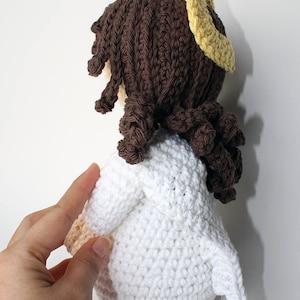 Lovely Angel crochet pattern - Amigurumi Today | 300x300
