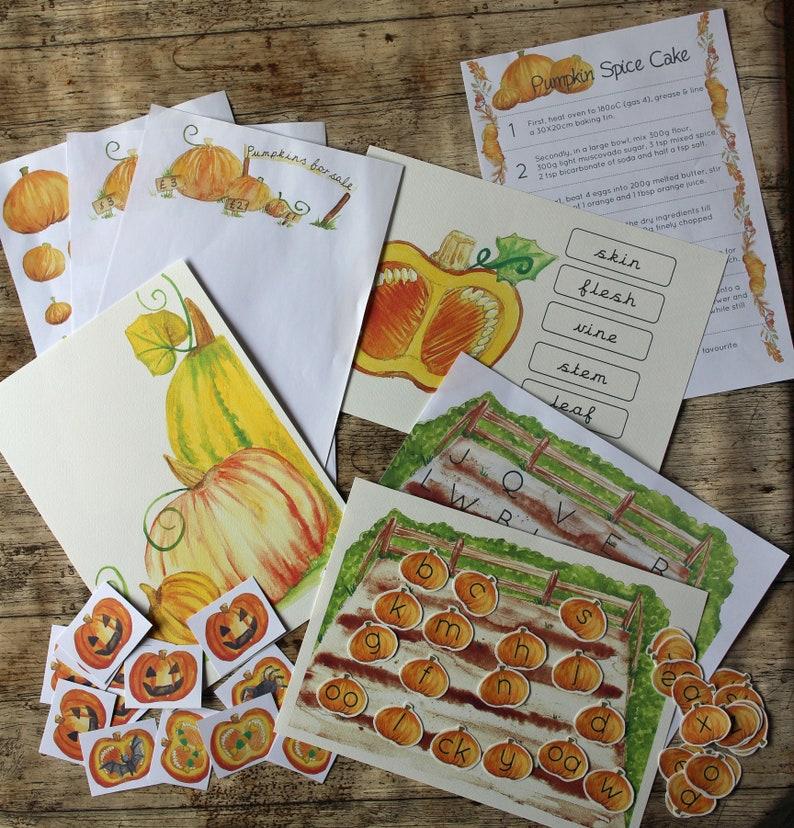 Pumpkin Value Pack image 0