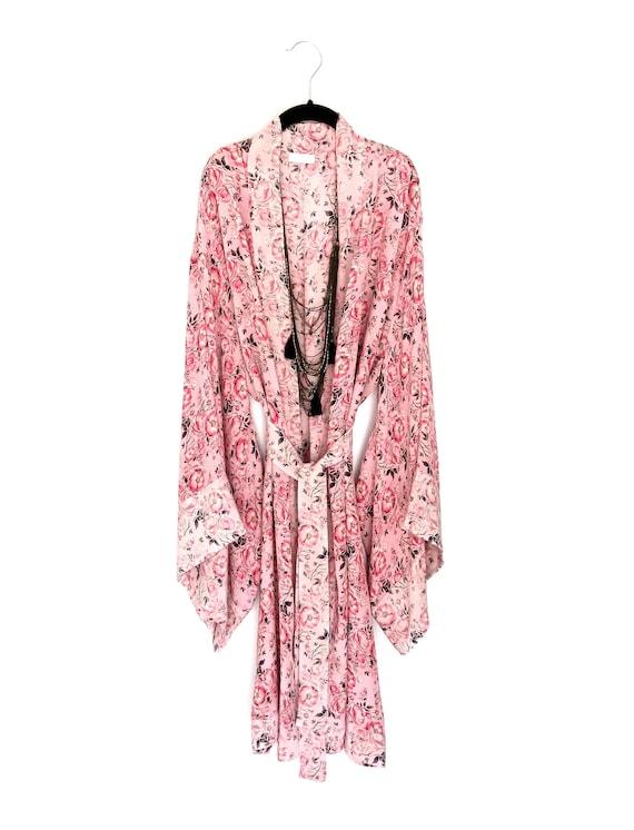 5508acec6f silk kimono robe silk robe kimono robe floral silk robe