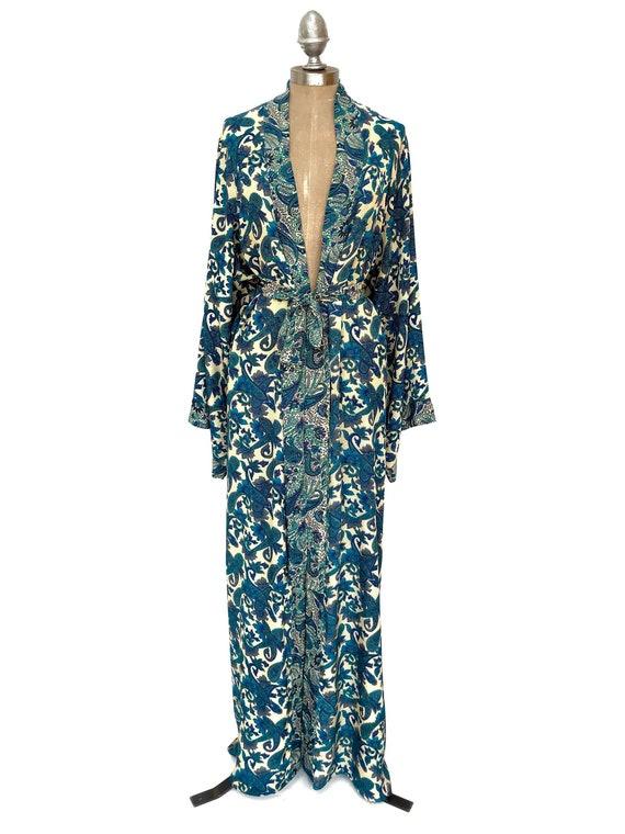 Kimono robe silk robe silk kimono silk kimono jacket full  ca08a862d