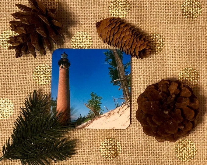 Little Sable Lighthouse • Lake Michigan • Coaster