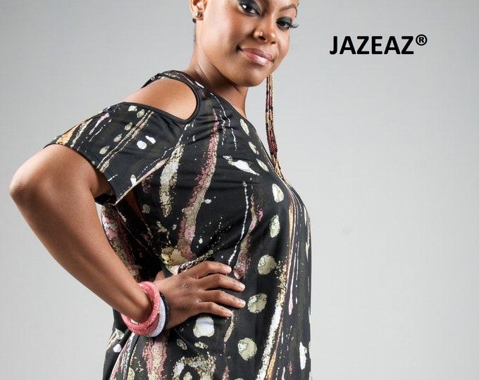 Dress - JAZEAZ® - Cutout 027