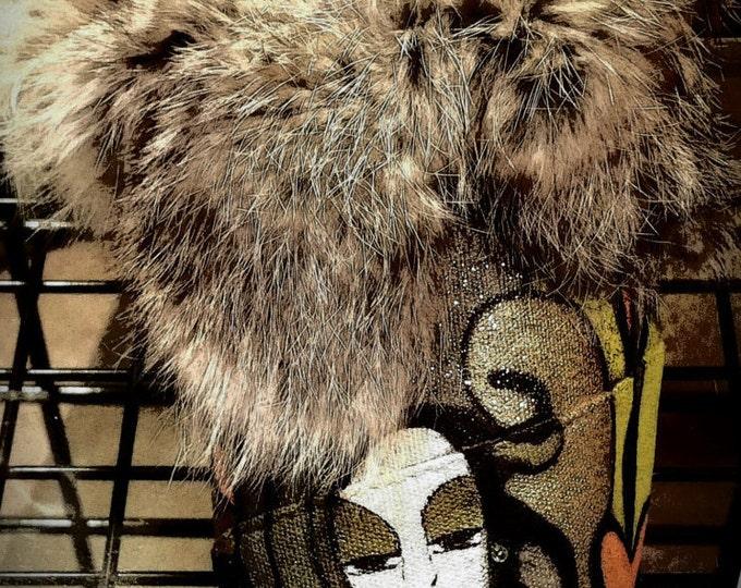 Fur Shoes