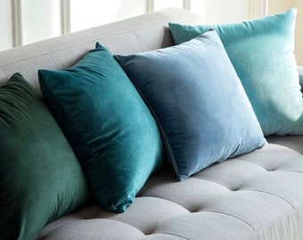 Velvet throw pillow cover - Velvet pillow cover - velvet throw pillow -throw pillow cover -pillow cover -velvet pillow -velvet cushion cover