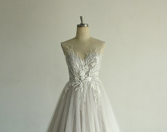 5ed55252142 Affordable High Quality Custom Wedding Dress by VickyMermaidBridal