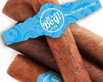 Baby Shower Cigar Etsy