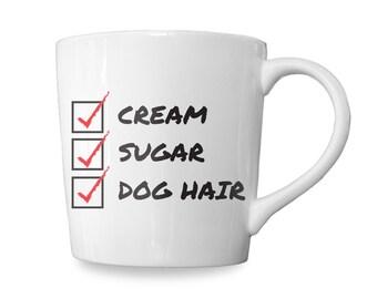 Dog Mug - Funny Dog Mug - Funny Pet Gift - Dog Lover Gift - Dog Person Gift - Funny Mug - Dog Cup - Pet Gift - Ceramic Coffee Mug