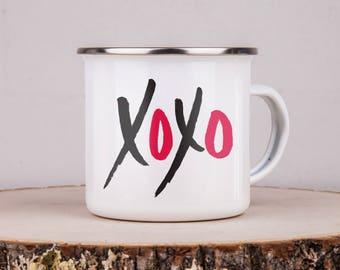 Camping Mug - Campfire Mug - Vintage Mug -Custom Mug - Coffee Mug -Coffee Cup -Customized Mug - Camping Gift -Personalized Gift