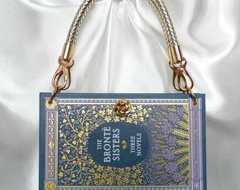 Book cover handbag | Etsy