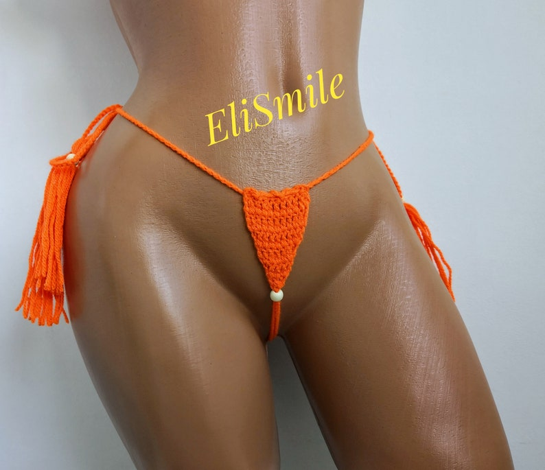 2e41acc0d9d Bdsm POLE DANCE BIKINI Neon Green Dancewear Micro Thong Bikini | Etsy