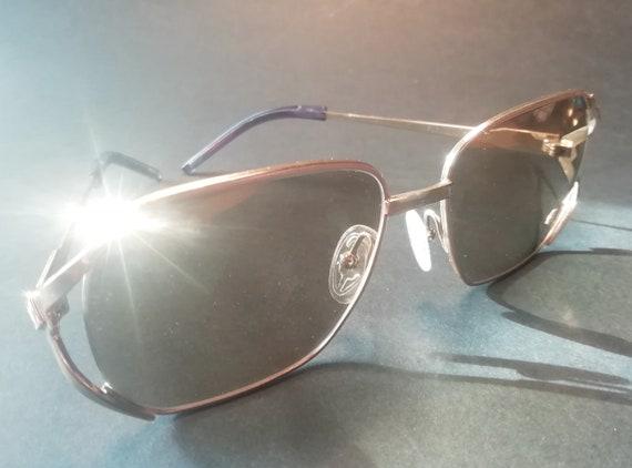 Christian DIOR Sunglasses 1960s - Gold Tone Metal