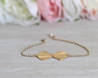 Ora gold filled bracelet