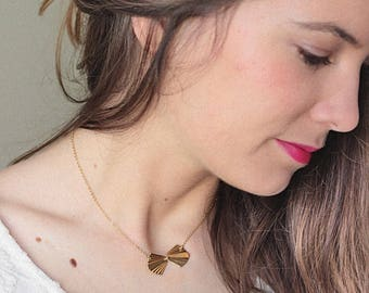 Gold filled Ora necklace