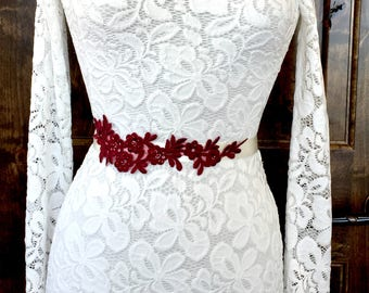 Burgundy wedding | Etsy