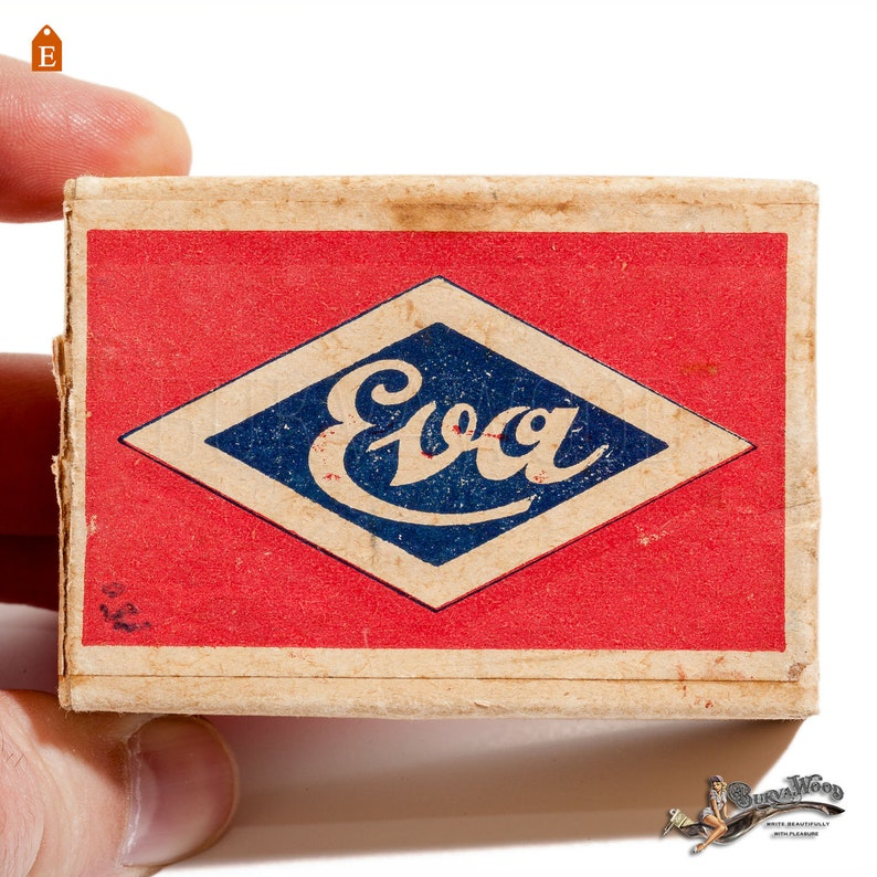 URSUS 8 Dorata Eifelturm-Feder Vintage nib calligraphy Styles Pointed Pen Script Spencerian Copperplate Penmanship EVA Extra N.324 EF