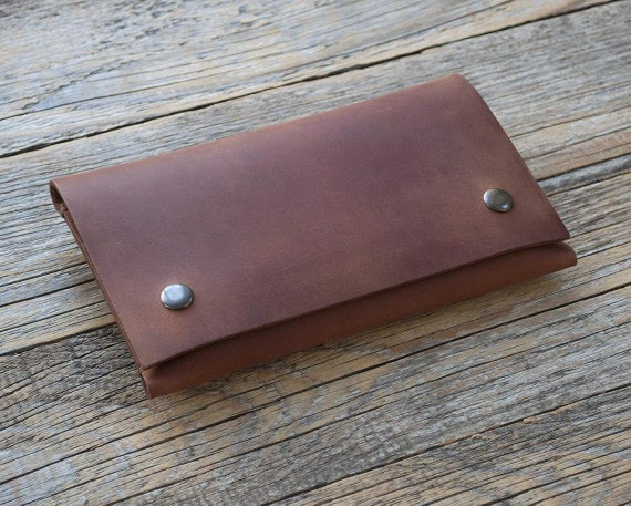 Leather Case for iPhone 12 Pro Max, Hand Stitched Wallet with Belt Loop and Credit Card Pocket