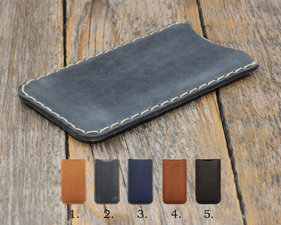 Genuine Leather Case For Google Pixel 3a 3 2 XL Nexus 6 5 P X Rough Vintage Style Cover Pouch Shell Sleeve Custom Sizes Available