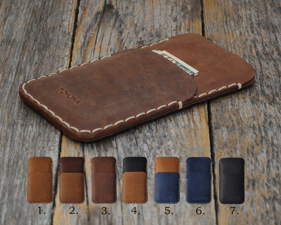 Handmade leather Case for Fairphone 3 2, FREE Personalised Cover, Shell Wallet, Vintage Style Sleeve, Custom Sizes