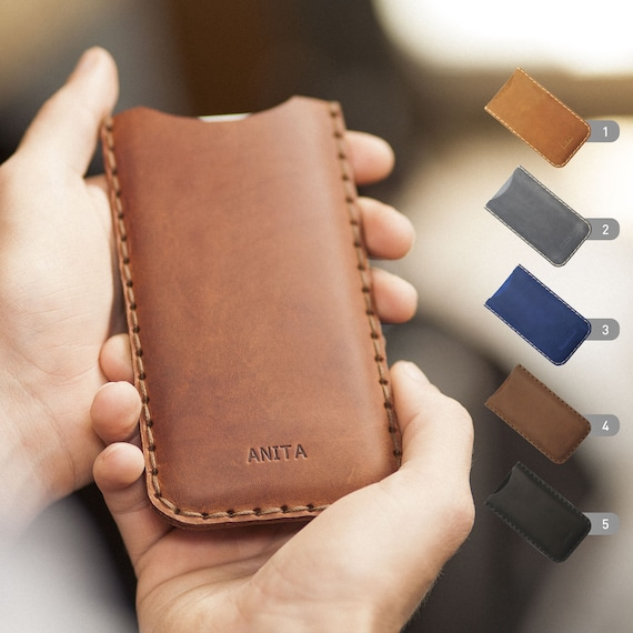 Cover for Samsung Galaxy, Note 20 Ultra  S20 S10 Lite S10e S10s, Leather Case Sleeve, Custom any Sizes, Free Personalisation