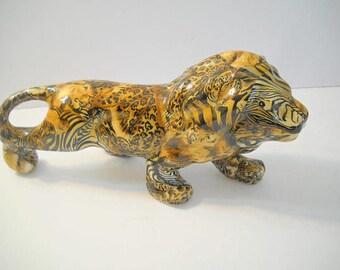 Lion Figurine Home Decor 2 Available Use Quantity Button