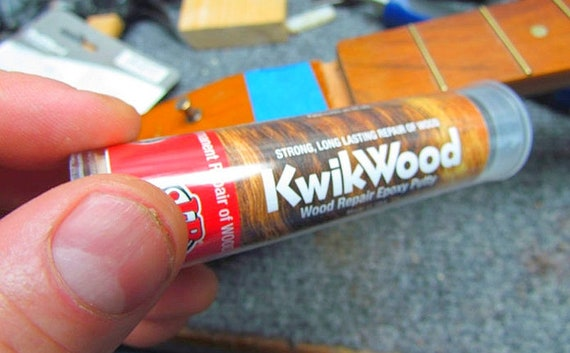 Jb Kwikwood Wood Furniture Repair Epoxy Adhesive Putty Stick Etsy