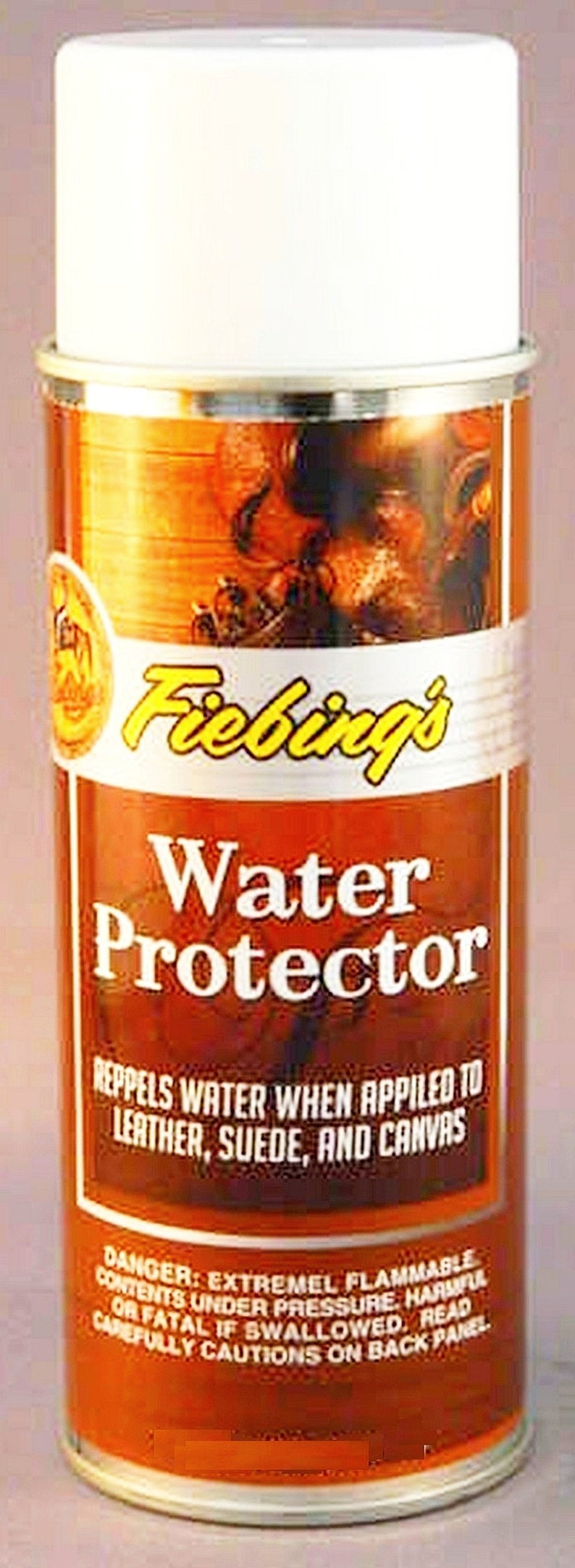 c8427de7598 Water Stain PROTECTOR Aerosol Spray Waterproof Protect suede nubuck leather  Shoes & Boots protection Fiebings 5.5 oz Fiebing's WATR00A005Z