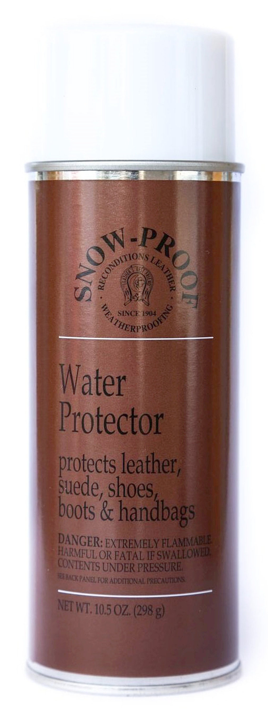 eb731920f67 Water proTecTor REPELLENT proTecT Boots Shoes Leather Suede fabric stain  protection 10 1/2 ounce spraY can SNOW-PROOF
