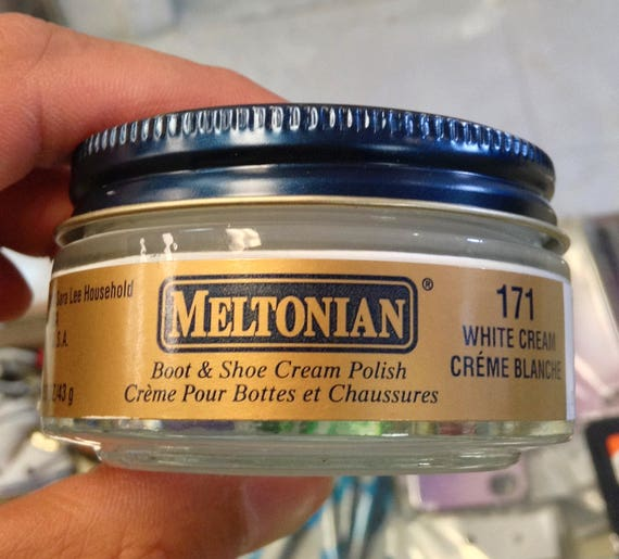 Meltonian 171 WHITE CREAM color Boot