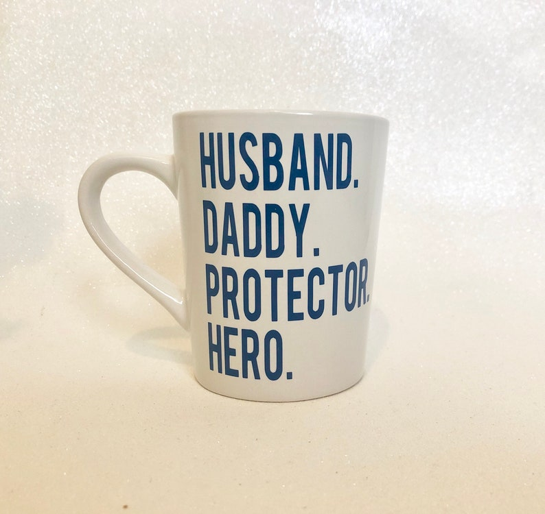 960ae7633 Husband Father Protector Hero Gift for Dad Fathers Day Gift | Etsy