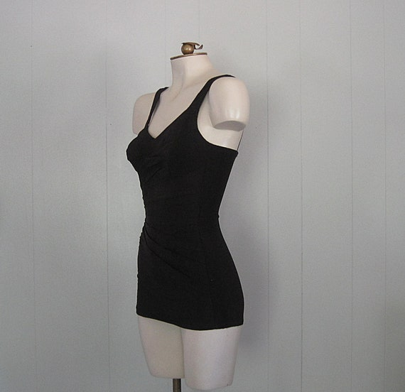 1950s Bombshell Vintage Catalina Bathing Suit / On