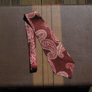 1940/'s Rayon Necktie