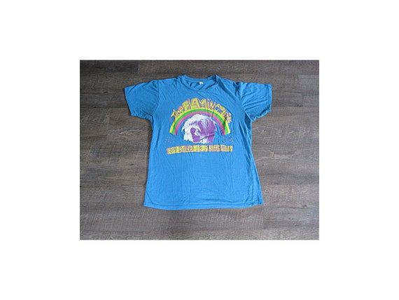 Vintage Flaming Lips Shirt / Be Kind to Animals Te