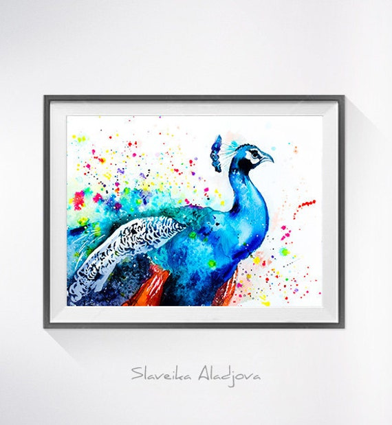 Original Watercolour Painting- Macaw Parrot art, animal, illustration, animal watercolor, animals paintings, animals, portrait,