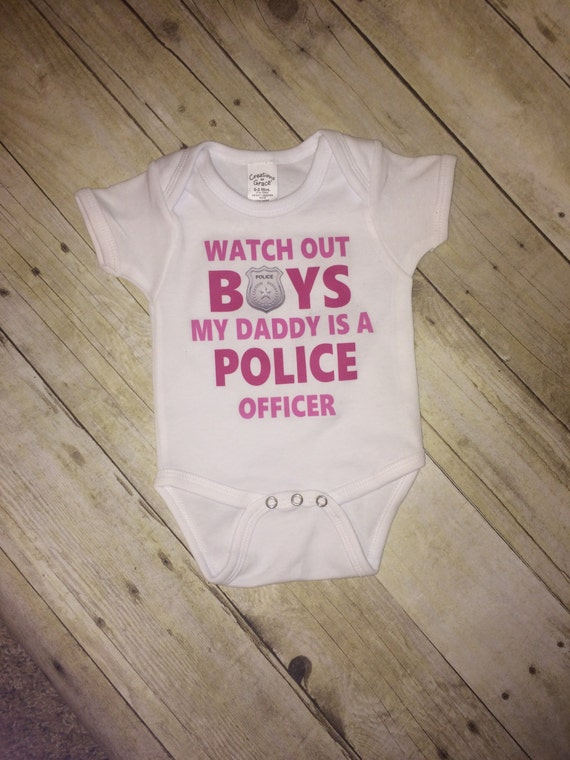 f6169fca5 New Baby Girl Bodysuit Gift for Newborn My Daddy s a