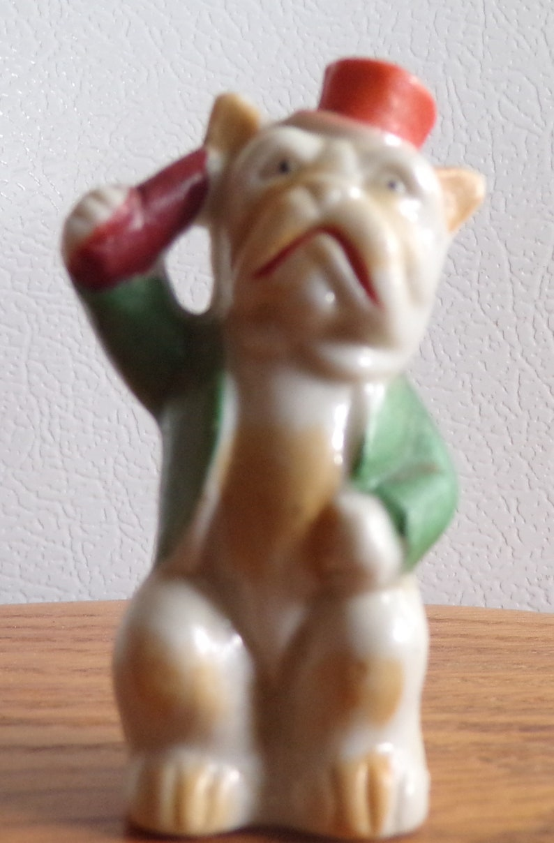 1930 Perfect Condition Store Stock VINTAGE New Never Used Sold As Is Bone China PIG COP