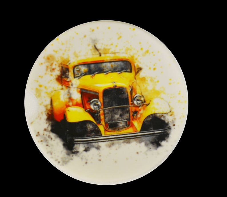 Car Coasters, Drink Holder, Car Accessories, Car Gift