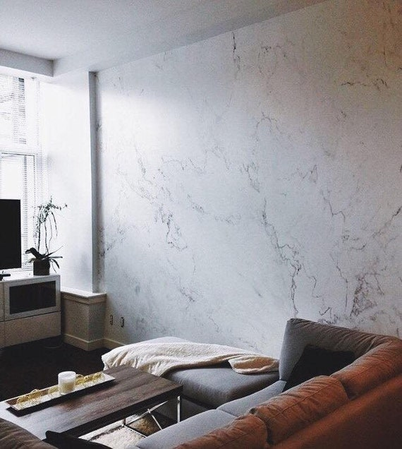 Marble Wallpaper Black And White