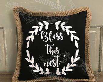 Bless this nest