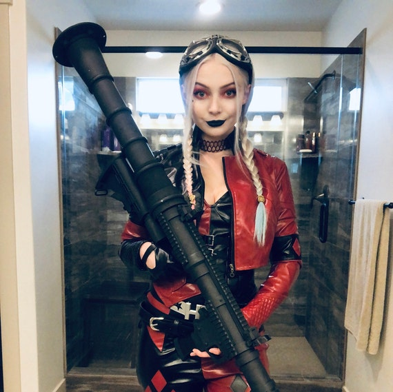 Harley quinn gun Suicide Squad Inspired Weapon