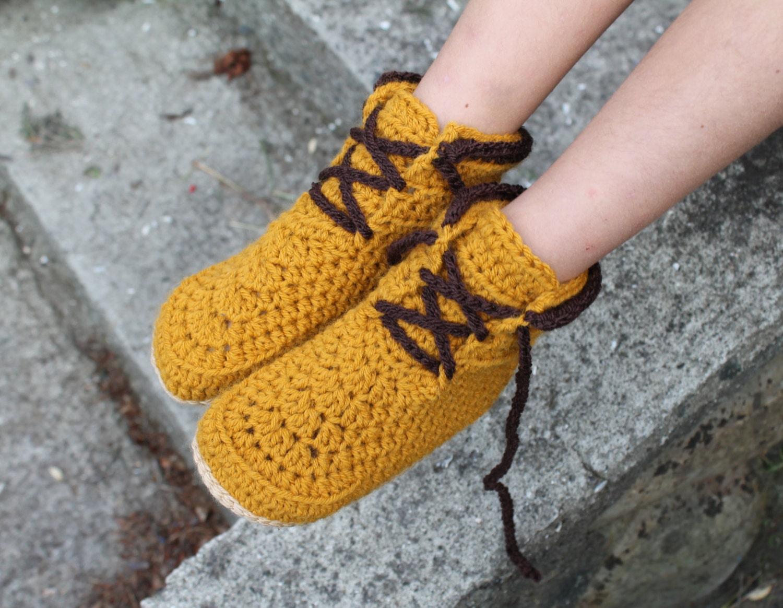 Crochet Slipper Pattern, Kids Slipper Pattern, Crochet Pattern, Boys ...