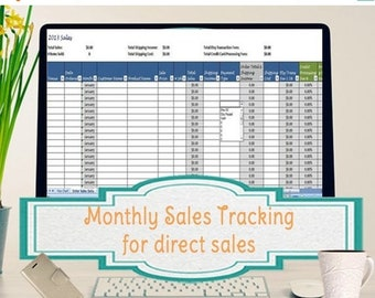 simple consignment tracking worksheet calculates your sales etsy