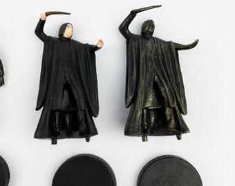 Snape // Harry Potter Figurines Set // Rare Miniature Mini Collectables