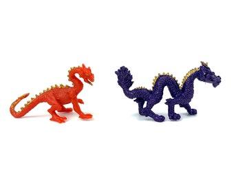Dragon Figurine // Miniature // Terrarium Accessory (CHOOSE 1)