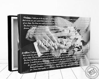 Anniversary gift for husband, gift for husband, wedding anniversary gift, anniversary photo art, anniversary gift for men, first anniversary