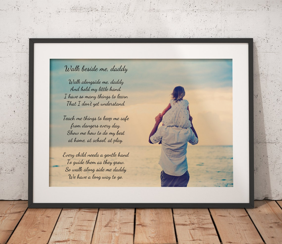 First Fathers Day New Father Gift Father Birthday Gift Etsy