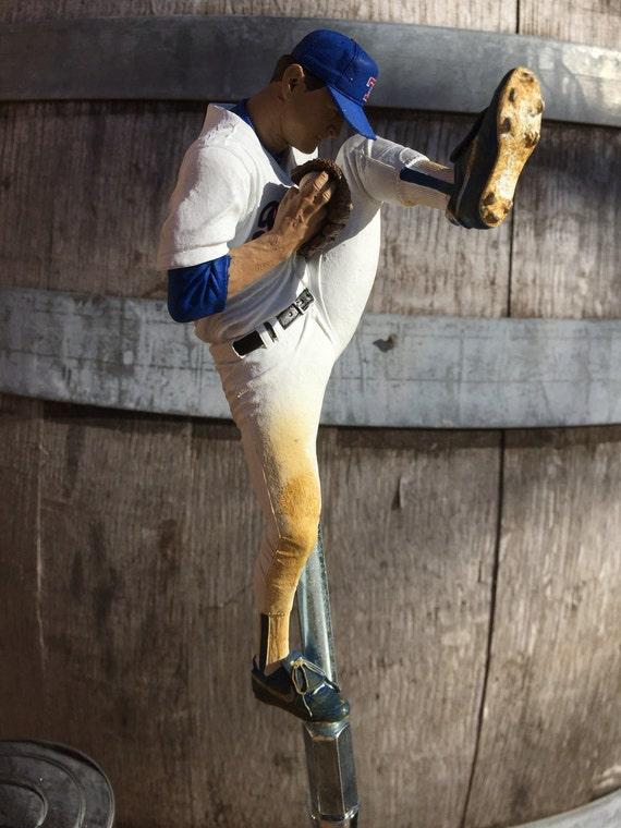 Texas Rangers Baseball beer tap handle