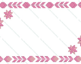 Haley's Comet Embroidered Label Customized for Quilts or Quilt Blocks
